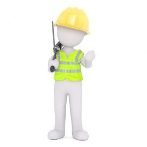 varnost na gradbišču