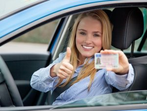 Pridobitev vozniškega dovoljenja